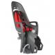 Seggiolino Hamax Zenith Relax portapacc. grigio/rosso, fissaggio al portapacchi
