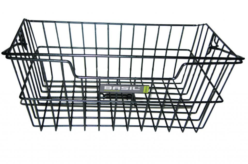 Cestino PVC posteriore nero cod. 11011, diagonale