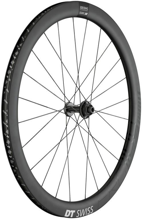 """RA DT Swiss ERC1100 Dicut DB 28""""/19mm carbonio, nero, Center Lock, PP 100/12mm"""
