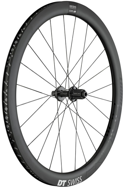 """RP DT Swiss ERC1100 Dicut DB 28""""/19mm carbonio, nero, Center Lock, PP 142/12mm"""