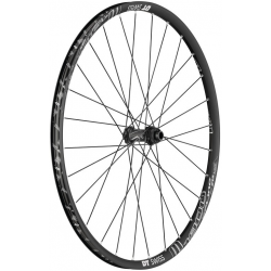 "Ruota anteriore DT Swiss M 1900 Spline 27.5"" Alu, nero, Center Lock, 100/15mm TA"