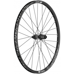 "Ruota posteriore DT Swiss E 1900 Spline 27.5"" Alu, nero, Center Lock, 142/12mm TA"