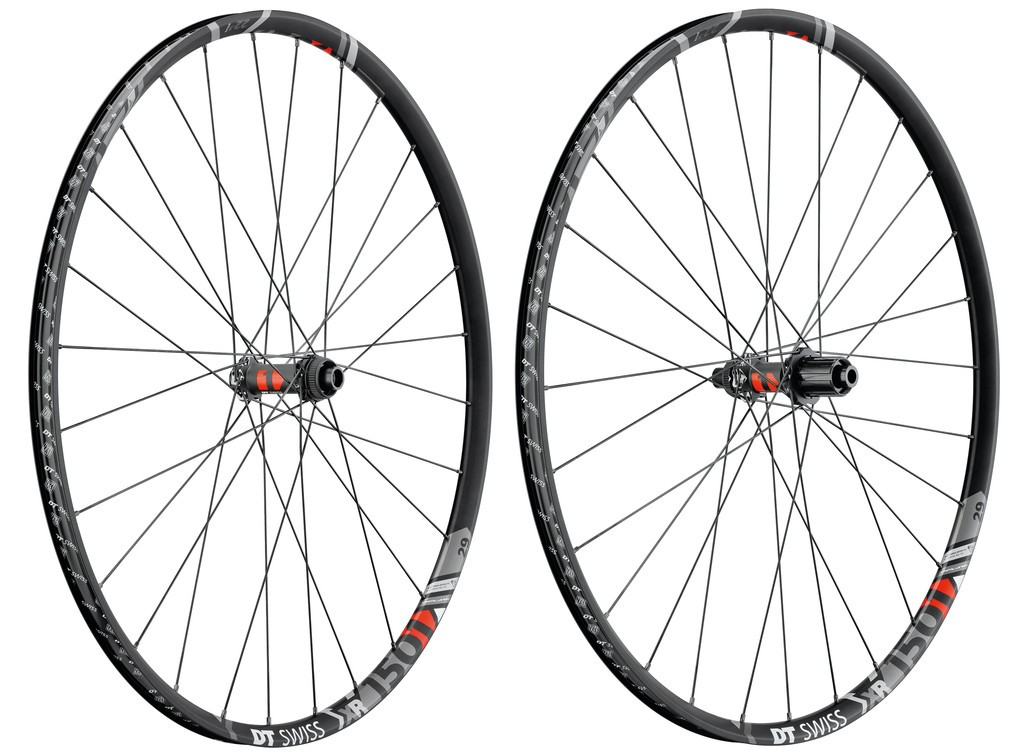 "RA DT Swiss XR 1501 Spline One 29"" Alu, nero,Center Lock, 110/15mm PP Boost"
