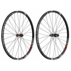 "RA DT Swiss XM 1501 Spline One 29""Alu, nero, Center Lock, 100/15mm PP"