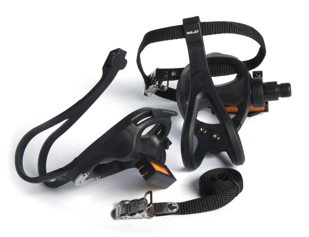 XLC Coppia Pedali Strada PD-R01 Black