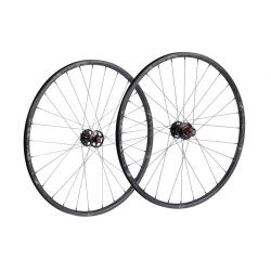 "XLC Pro SL 27,5"" set di ruote-MTB WS-M05 622-21C nero tubeless ready"
