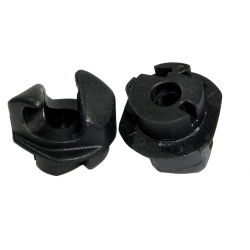 Gancio fissaggio Thule per staffe 10mm Pack 'n Pedal
