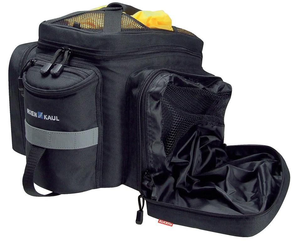 Borsa portapacchi Rackpack 2 Plus nero, 12-16 ltr, ca. 900g 0267RB