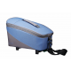 Borsa Racktime System Talis blau/grigio, compreso adattatore Snapit