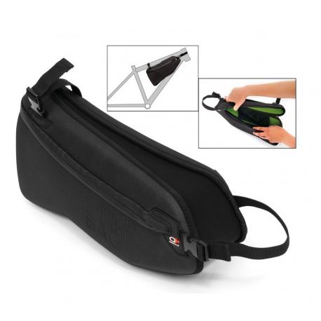 Borsa telaio Additive Bag V3 T. S nero, 37x19 cm, 5 litri, ca. 280g