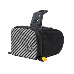 Borsa Sottosella Selle Royal nero, 0,5 l, con ICS-Clipsystem