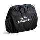 Borsa da trasporto per ruota MTB/Racing nera, 120x89x23cm, non imbottita
