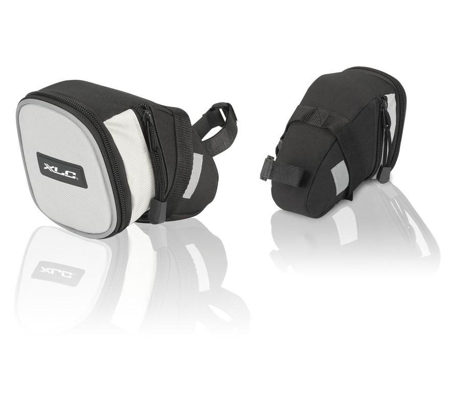 XLC borsa sella Traveller BA-S72 21x11,5x8 cm, ca. 1,5 litri