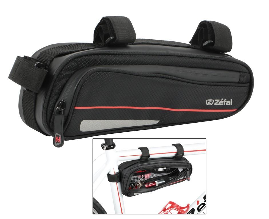 Borsa telaio Zefal Z Frame Pack nero, 270x100x80mm, 1,3 litri