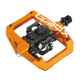 "Pedali Xpedo GFX arancio, 9/16"", XGF04AC"