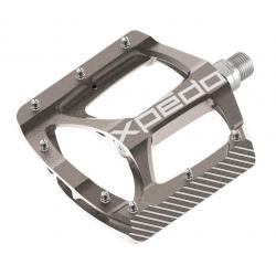 """PedaliXpedo ZED argento , 9/16"""", XMX27AC"""