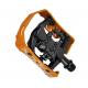 "Pedali Xpedo Clipless XCF13AC nero/arancio, 9/16"", XCF13AC"