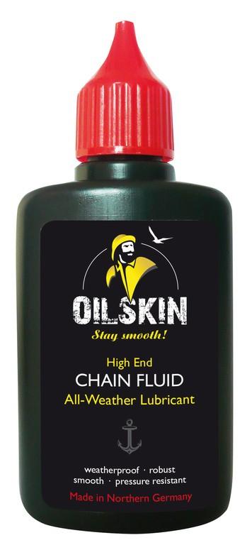 Liquido per catene Atlantic Oelzeuch 50ml, bottiglia ovale, con erogatore