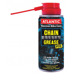 Grasso per catene Atlantic con PTFE 150ml, spray con beccuccio