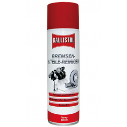 Detergente freni & componenti Ballistol 500ml, bomboletta spray