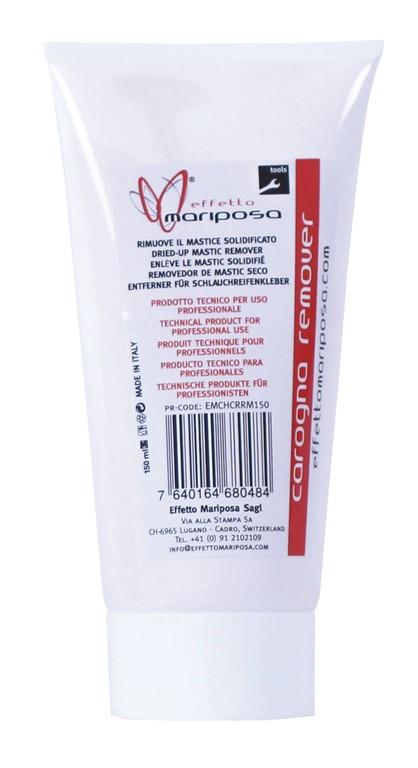 Solvente Carogna Remover tubo 150 ml