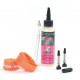 "Kit di modifica Tubeless Zefal 26"" Sealant + nastri Tubeless + valvole"