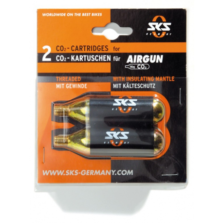 Set di 2 cartucce di ricambio SKS Airgun
