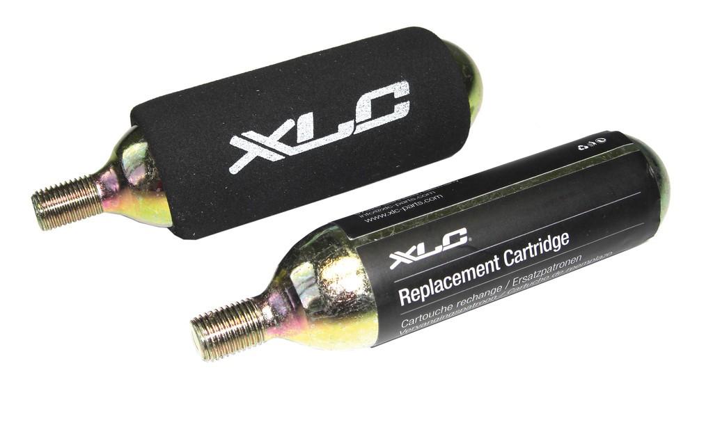 Set cartucce ricambio XLC per PU-M03 Cartucce ricambio 2 x 25g