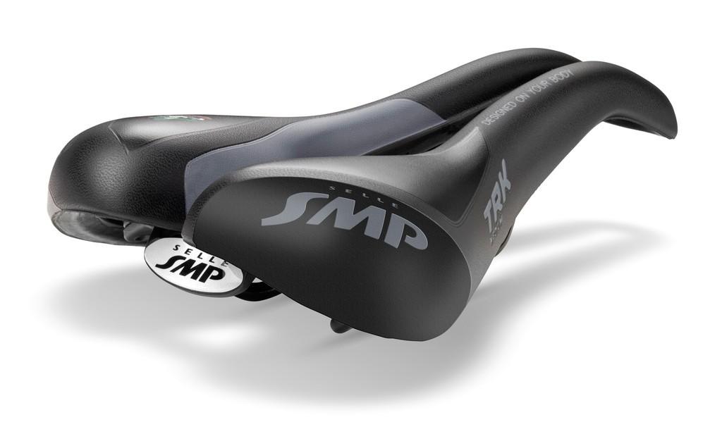 Sella Selle SMP TRK Medium/Man nero, uomo 280x160mm, 395g