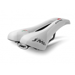 Sella Selle SMP Extra bianco, unisex, 275x140mm, 395g