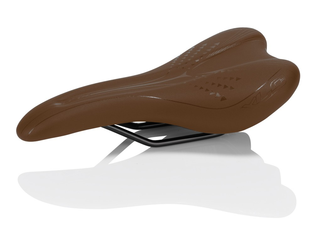 XLC Trekking-Sella Everyday III marrone, uomo, 277x155mm, 340g