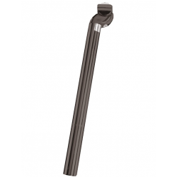 Reggisella Patent Alu nero, Ø 27,0mm, lunghezza 350mm