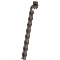 Reggisella Patent Alu nero, Ø 30,4mm, lunghezza 350mm
