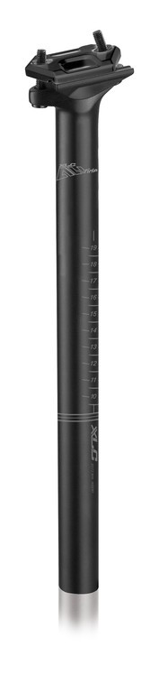 Reggisella XLC All Ride SP-O01 Ø 31,6mm, 350mm, nero