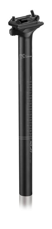 Reggisella XLC All Ride SP-O01 Ø 31,6mm, 400mm, nero