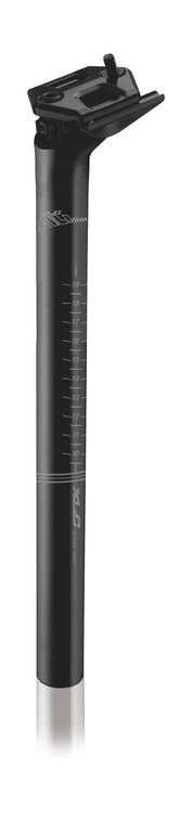 Reggisella XLC All Ride SP-O02 Ø 31,6mm, 400mm, nero