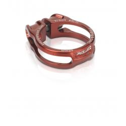 XLC morsetto reggisella PC-B06 Ø 34,9mm, rosso, con vite a brugola
