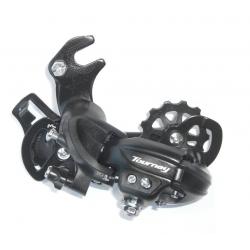 Cambio Shimano Tourney RDTY 300 6/7V, con adattatore, gabbia lunga