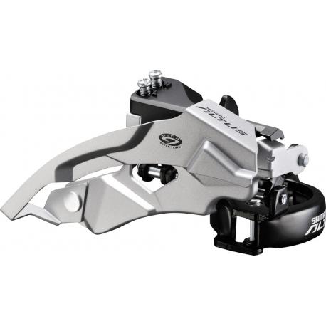 Deragliatore Shimano Top-Swing Dual Pull FD-M 370X6 66-69°, 34,9/31,8/28,6mm