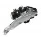 Deragliatore Shimano Top-Swing Dual Pull FD-TY710TSM6 fino a 48d., 66-69°, 31,8mm