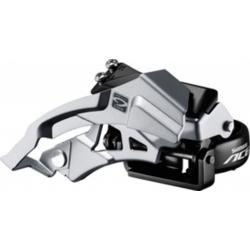 Deragliatore Shimano Acera Top-Swing FD-M 3000, DualPull, 31,8mm, 63-66°, 9V.