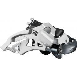 Deragliatore Shimano Alivio Top-Swing FD-M4000, Dual Pull, 31,8mm, 66-69°, 9V