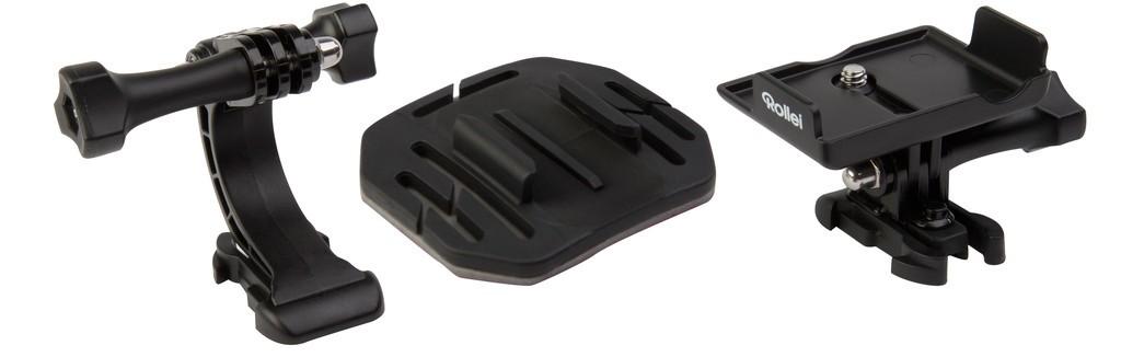 Rollei Helmet Kit per Rollei Bullet 3S/4S/5S