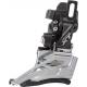 Deragliatore Shimano Deore XT Down Swing FD-M8025DT6,Topl Pull,66-69° montaggio diretto
