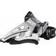 Deragliatore Shimano Deore XT Top Swing FD-M8025LX6, Down Pull, 66-69° Low Cl.
