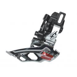 Cambio anteriore Deore XT Dual Pull montaggio diretto FD-M 786D6, Down Swing, 66-69°, argento