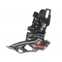 Cambio anteriore Deore XT Dual Pull montaggio diretto FD-M 786D6L, Down Swing, 66-69°, nero