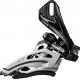 Deragliatore Shimano Deore XT Side Swing FD-M8000D6, Front Pull, 66-69° montaggio diretto