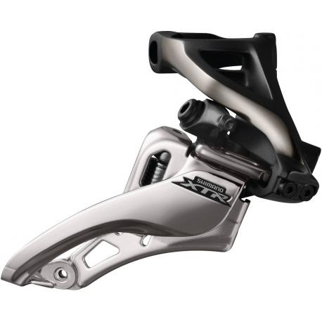 Deragliatore Shimano XTR Side Swing High Cla FD-M 9020, Side Pull, 34,9mm, 2x11V