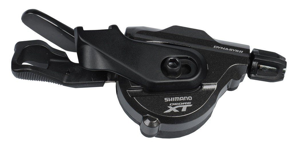 Leva cambio Deore XT SL-M 8000 I-Spec B 11V destro , nero, 2050 mm